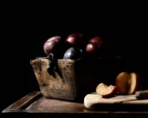 Still Life with Plums.JPG